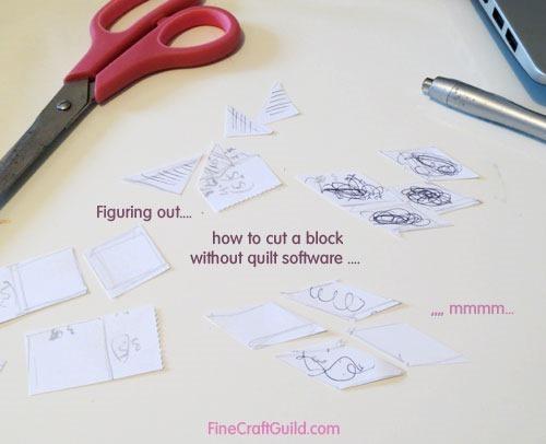 8 Pointed Star Block :: Beginners Quilt Workshop :: FineCraftGuild.com
