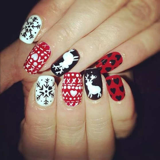 Christmas_sweater_nail_art