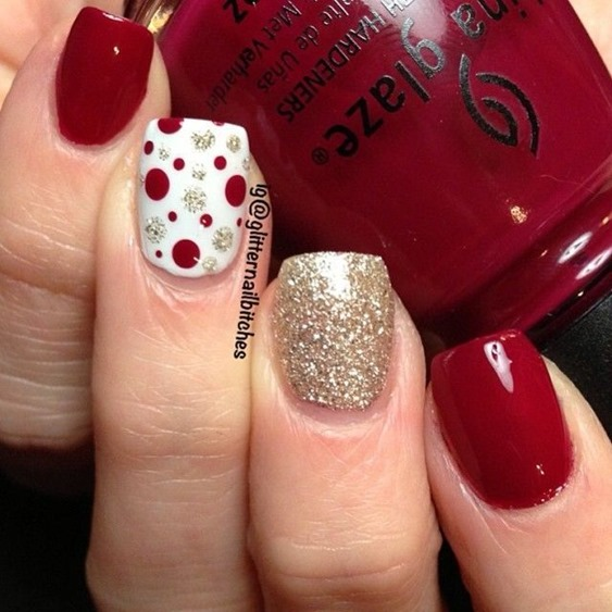 christmas_nail_art_red