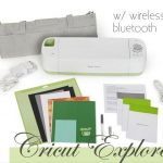 cricut explore machine + wireless bluetooth kit