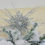 DIY Christmas Tree Topper Star
