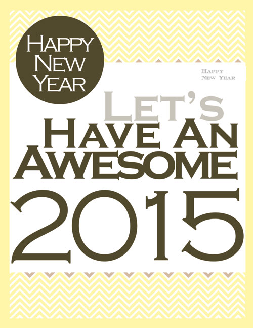 happy new year images - 2015 poster