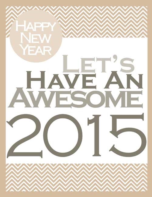 free New Years Eve Party Printables, to_an_awesome_2015
