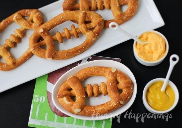 easy_appetizers_homemade pretzels