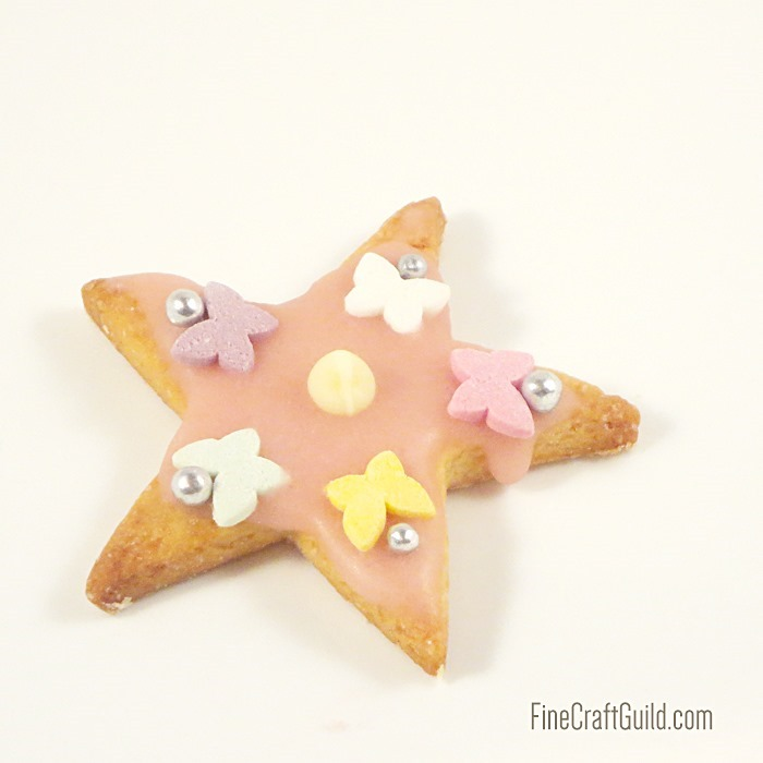 Easy Sugar Cookies for Kids to Make: Star Cookies