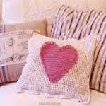 Large Heart Crochet Pattern
