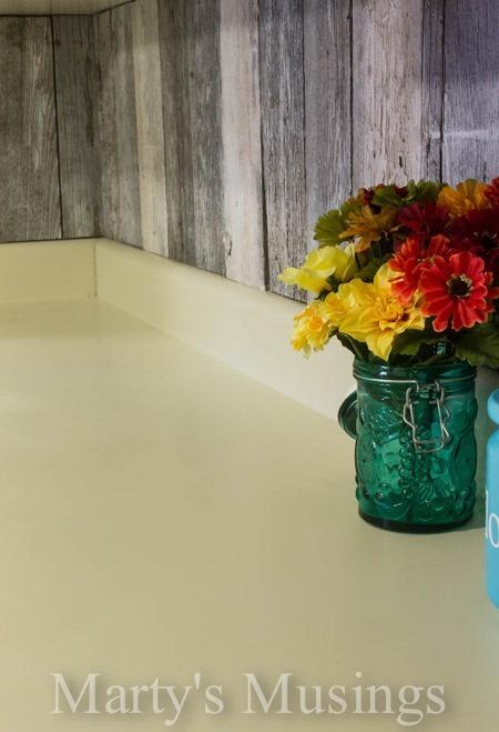 15 Unique Kitchen Backsplash Ideas :: FineCraftGuild.com :: fence wood