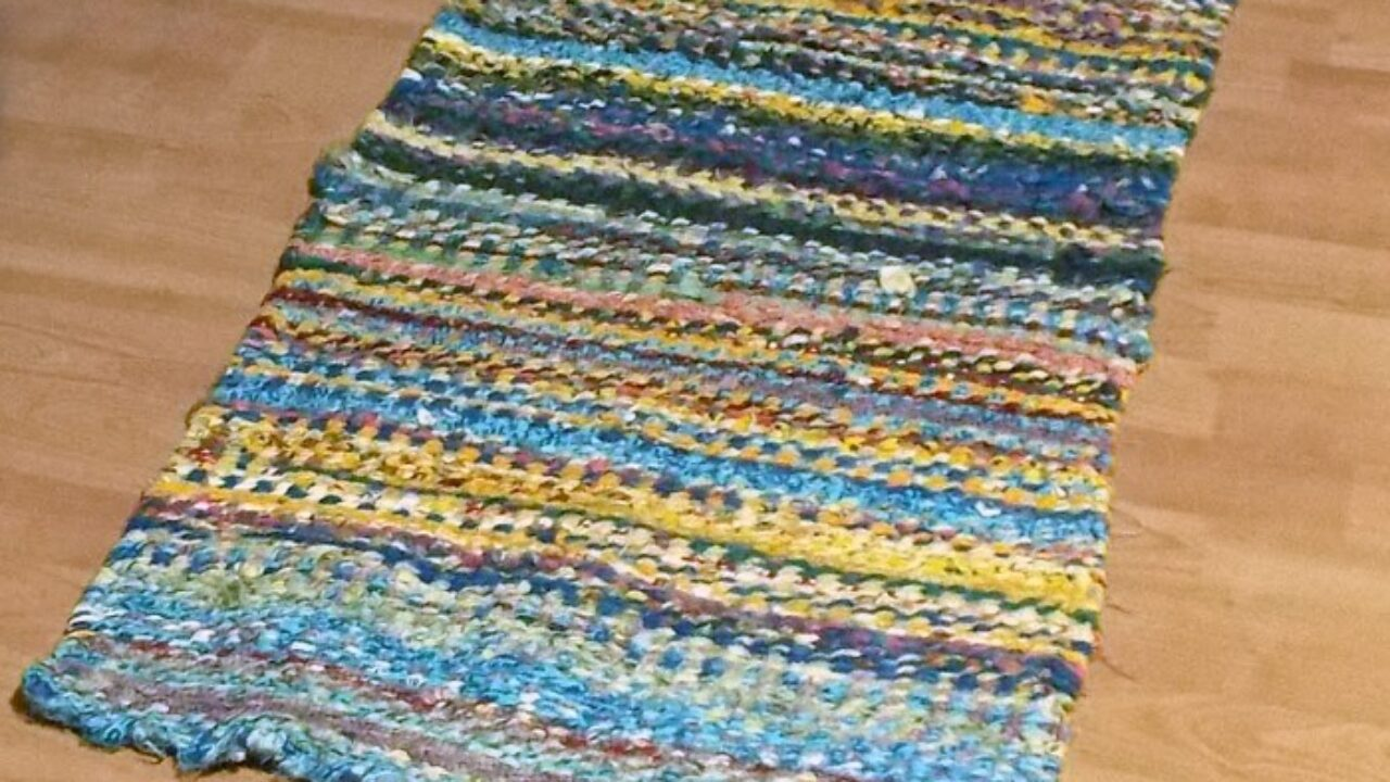 Diy Rag Rugs Easy Craft Ideas