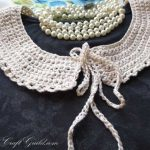 Romantic Collar Crochet Pattern