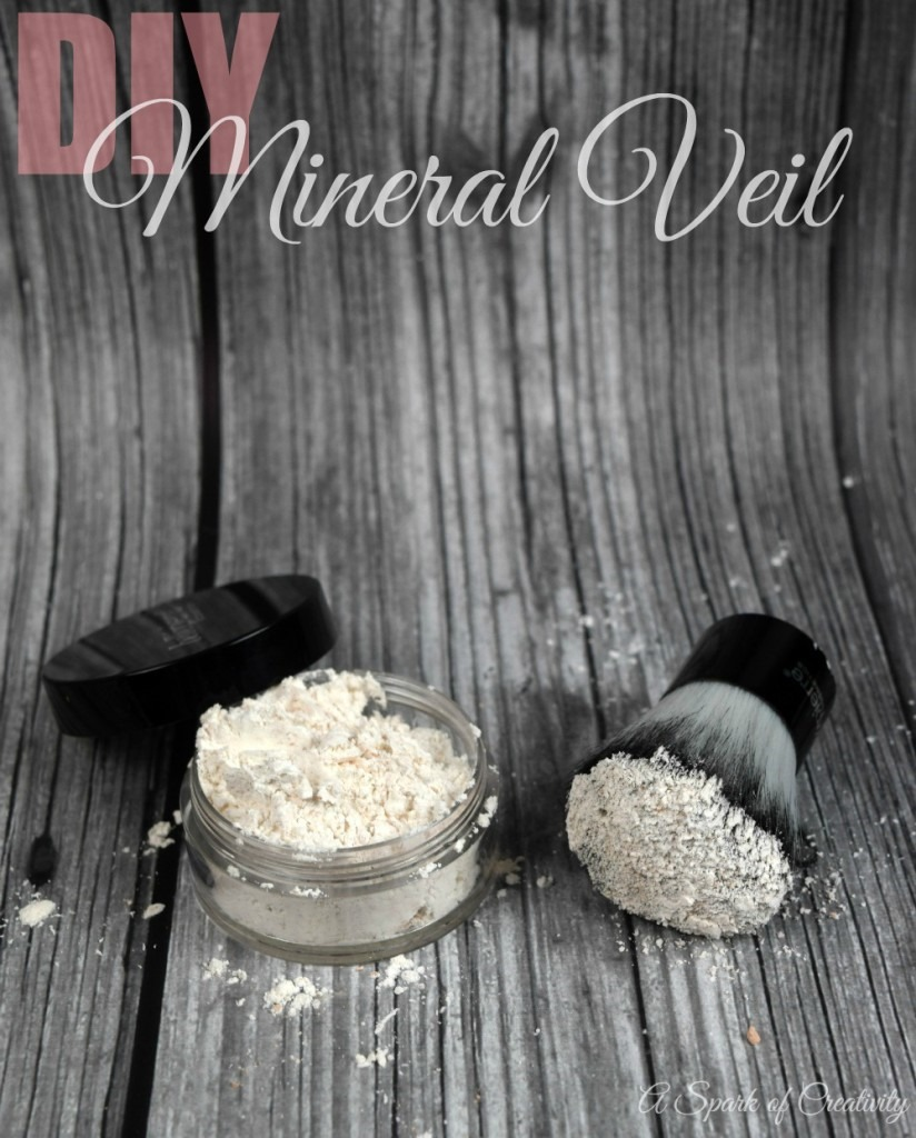 DIY Mineral Veil by aSparkofCreativity - Fabulous DIY Home Spa Recipes - Featured at FineCraftGuild.com