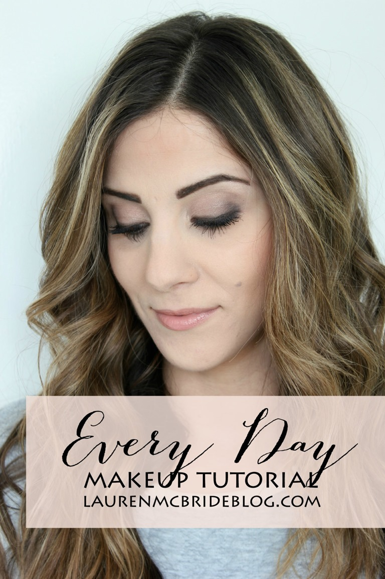 Every Day Eye Makeup by Lauren McBride - Fabulous DIY Home Spa Recipes - Featured at FineCraftGuild.com