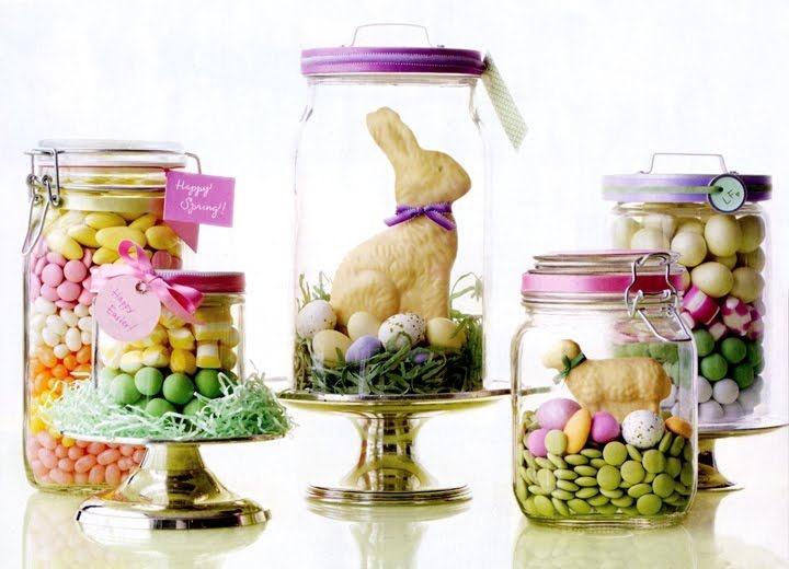 🌺 15 Easy DIY Mason Jars ideas  w Easter Treats 🌺 Great Gifts