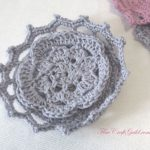 Makeup Removal Pads - Crochet Patterns by FineCraftGuild.com
