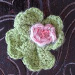 Shamrock and Rose Crochet Patterns