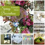 8 Unique Spring Decorating Ideas
