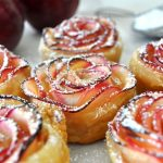 Apple Desserts as Rose Cupcakes – recipe video