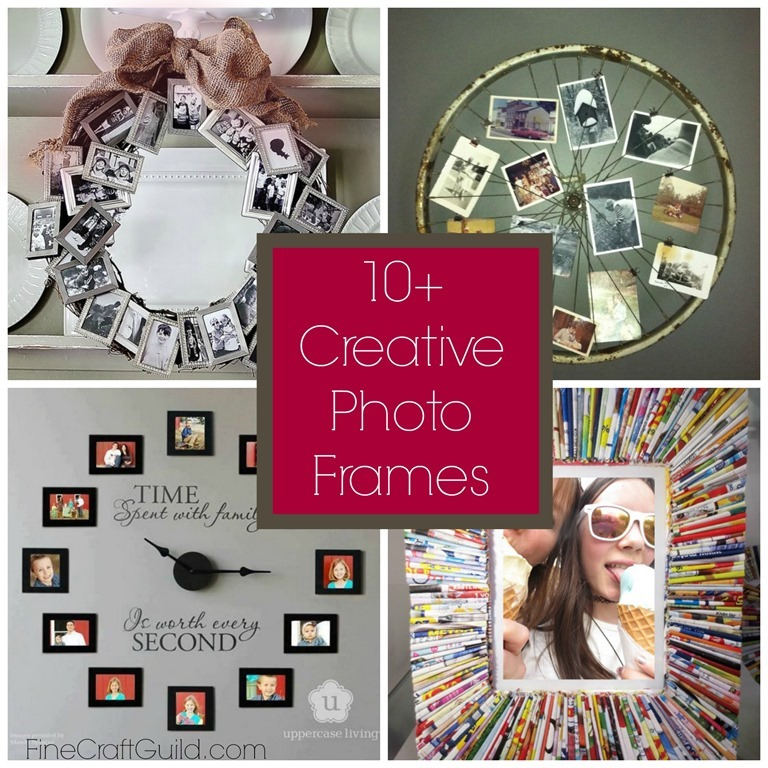 10 creative photo frames