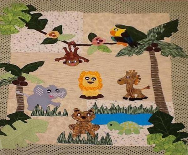 jungle_animals_toddler_blanket