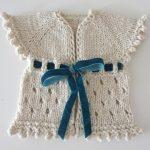 baby cardigan free knitting pattern