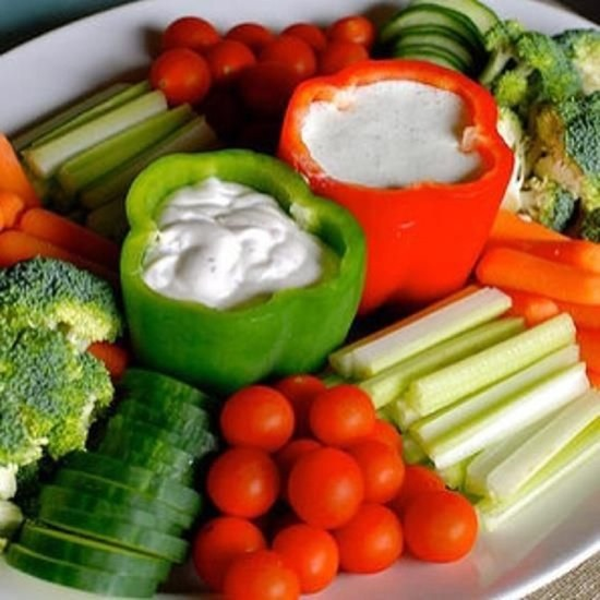 healthy_party_food_no_dishes_to_clean :: Graduation Party Ideas