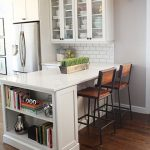 In Love with White Kitchens   (a Before-After Reno)