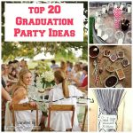 The 20 Best Graduation Party Ideas, curated by FineCraftGuild.com