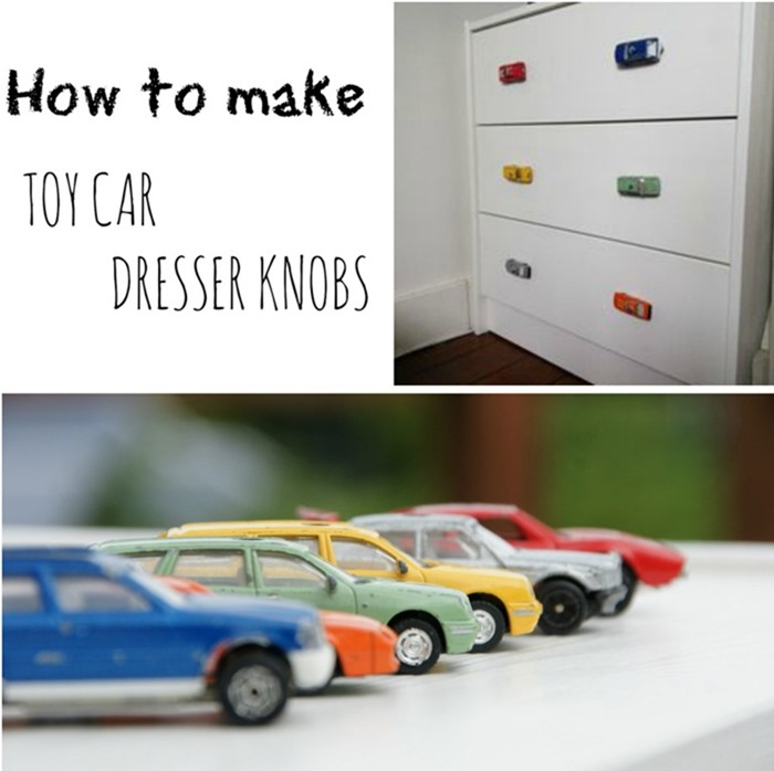 SHARE IT 18: DIY Kids Dresser, Crafts & Snacks