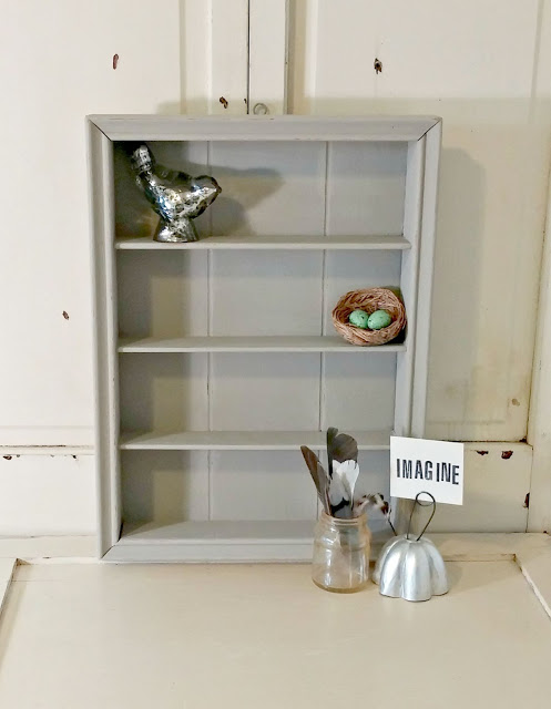 Quick DIY Spice Rack Makeover