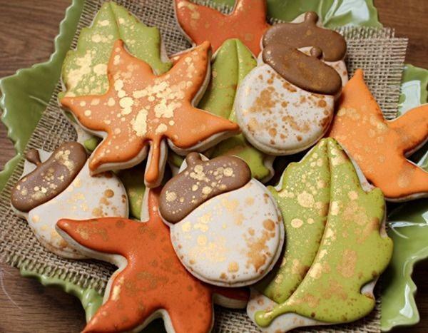 Fall treats: Fall_cookies_display