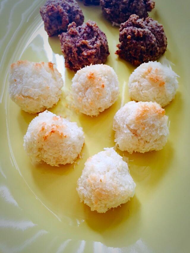 Gluten-Free Almond Coconut Macaroon Recipe