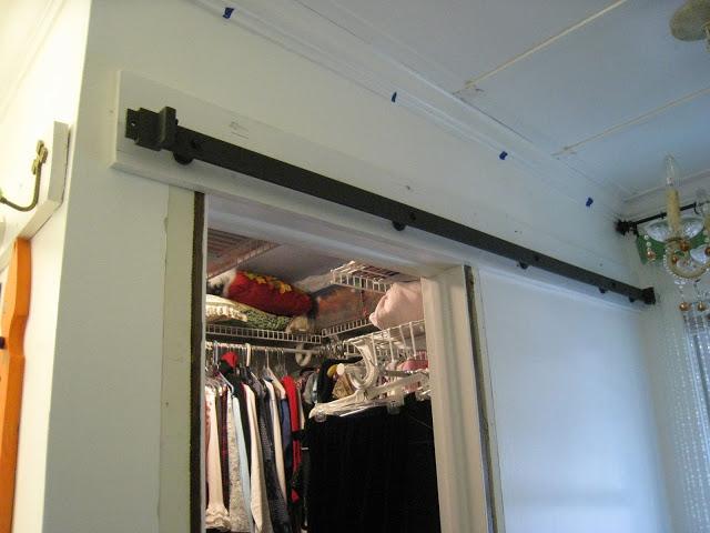 diy sliding barn doors hardware
