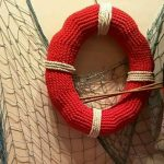 handmade barcelona :: nautical crochet buoy idea :: finecraftguild.com