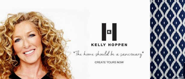 Kelly Hoppen, Wallpaper designer at Graham and Brown