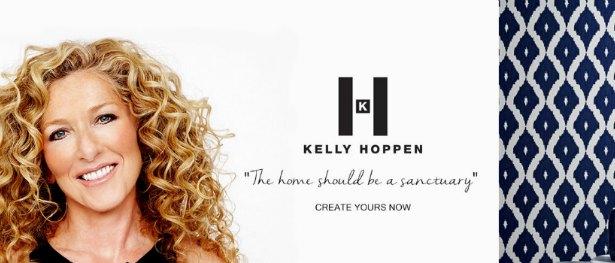 Kelly Hoppen, Wallpaper designer at Graham and Brown