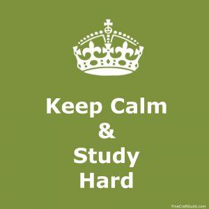 keep calm gallery  - keep calm and study