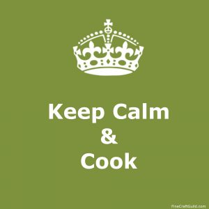 keep calm gallery - keep calm and cook