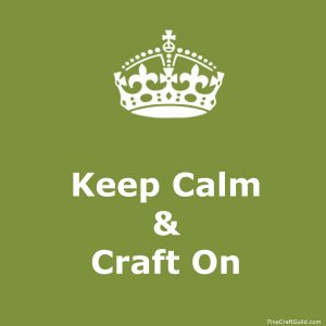 Keep Calm gallery  - Keep Calm and Craft On