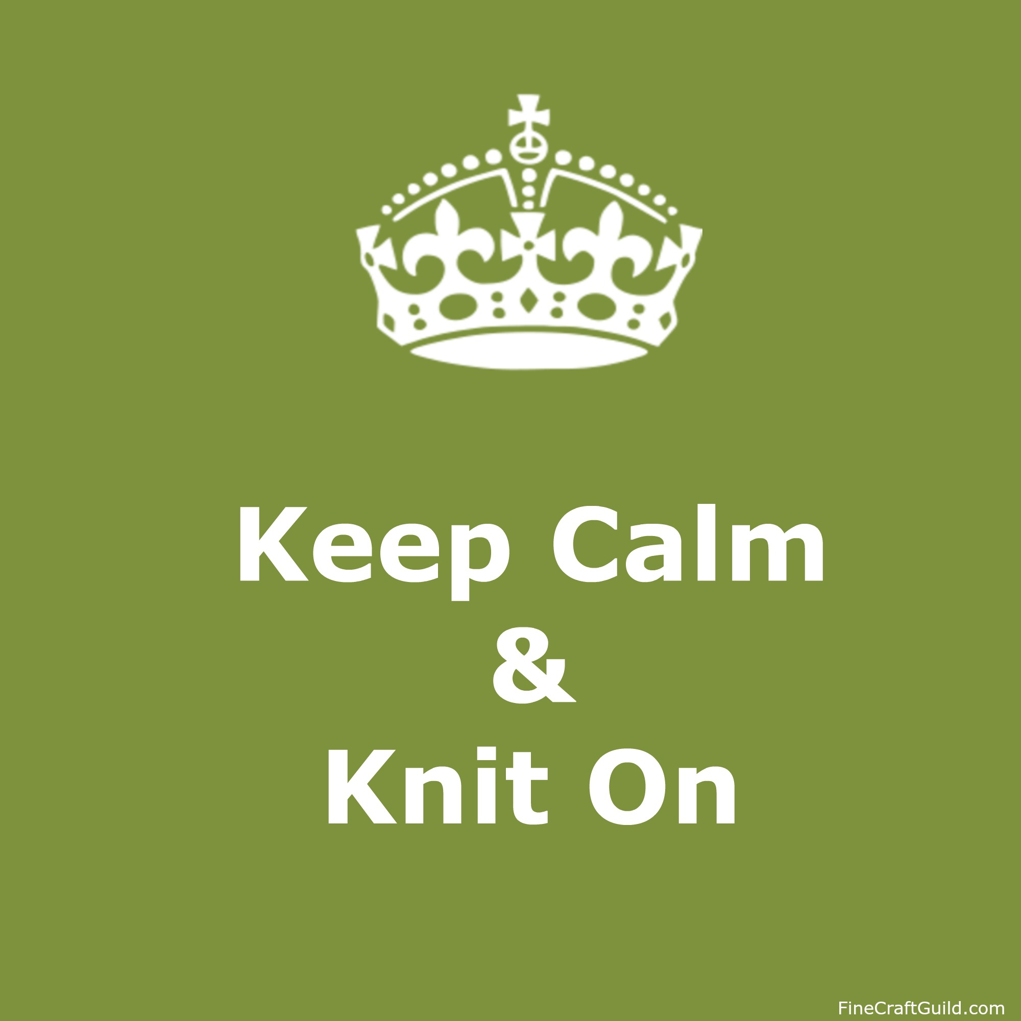 Keep Calm Gallery for Crafters