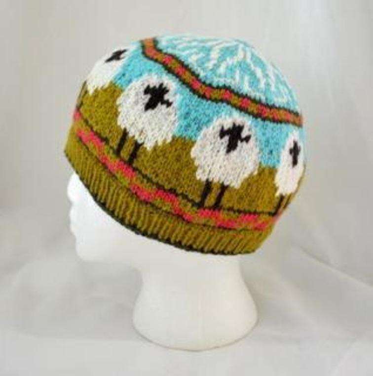 Encircling ewe hat - Best Knit Hat Patterns for Women this Fall