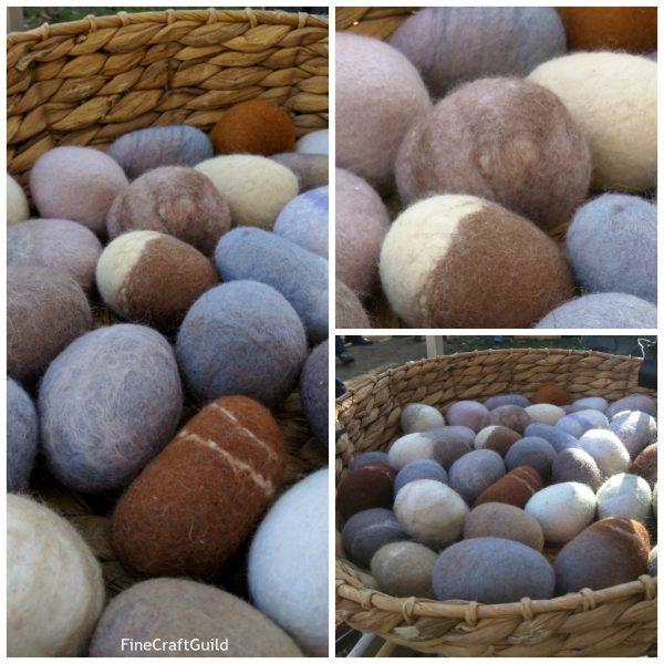 How To Make Felt Stone Rugs