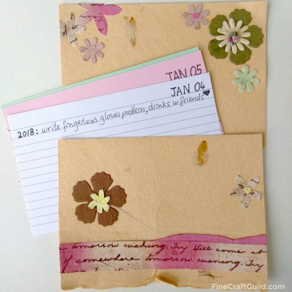how-to-make-calendar-journal