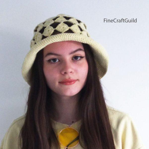 Summer Hat Crochet Pattern