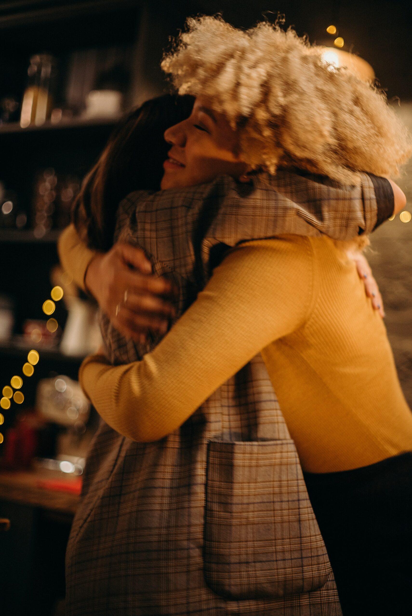 A Happy Thanksgiving Hug