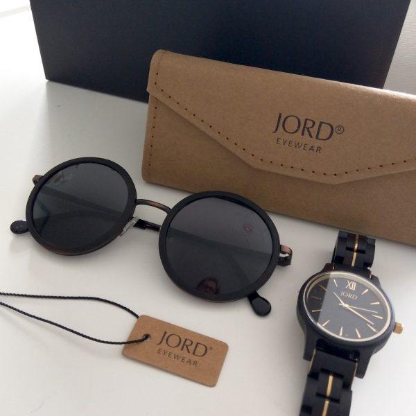 jord womens wooden watch gift set