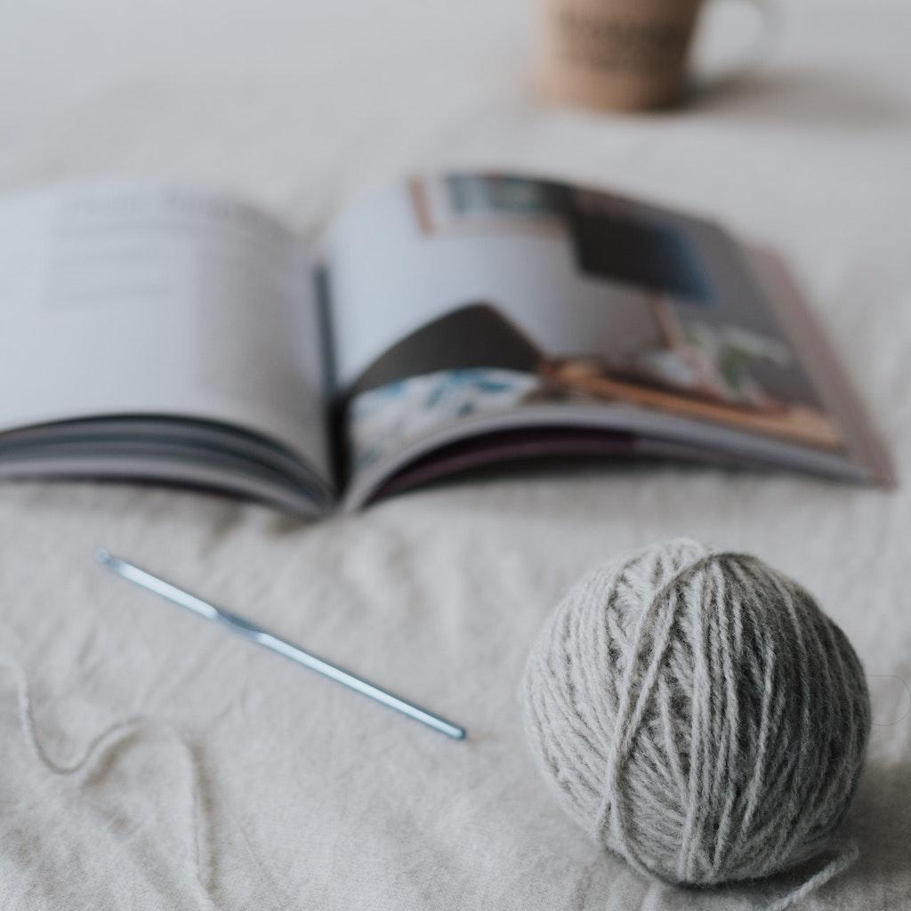 10 Beautiful Crochet Pattern Books
